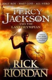 Link to an enlarged image of Percy Jackson and the Last Olympian (Book 5) (Percy Jackson)