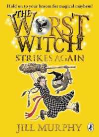 Link to an enlarged image of Worst Witch Strikes Again (The Worst Witch) -- Paperback / softback