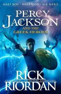 Link to an enlarged image of Percy Jackson and the Greek Heroes (Percy Jackson's Greek Myths)