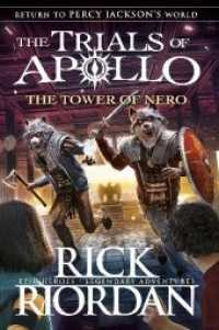 Link to an enlarged image of Tower of Nero (The Trials of Apollo Book 5) -- Paperback (English Language Edition)