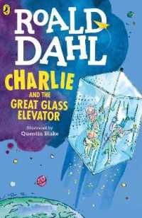 Link to an enlarged image of Charlie and the Great Glass Elevator
