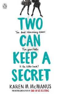 Link to an enlarged image of Two Can Keep a Secret -- Paperback / softback