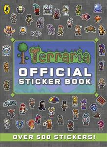 Link to an enlarged image of Terraria: Official Sticker Book (Terraria)