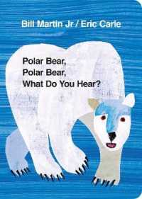 Link to an enlarged image of Polar Bear, Polar Bear, What Do You Hear? -- Board Book (BRDBK)