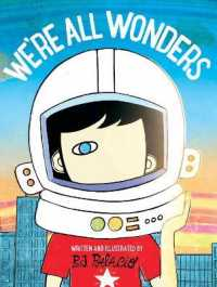 Link to an enlarged image of We're All Wonders -- Paperback / softback