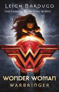 Link to an enlarged image of Wonder Woman: Warbringer (Dc Icons Series) -- Paperback / softback