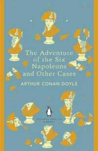 Link to an enlarged image of Adventure of the Six Napoleons and Other Cases (The Penguin English Library) -- Paperback / softback