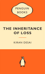Link to an enlarged image of The Inheritance of Loss