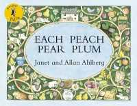 Link to an enlarged image of Each Peach Pear Plum -- Paperback / softback