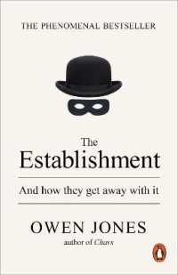 Link to an enlarged image of Establishment : And how they get away with it -- Paperback / softback