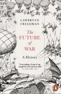 Link to an enlarged image of Future of War : A History -- Paperback / softback