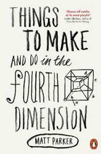 Link to an enlarged image of Things to Make and Do in the Fourth Dimension -- Paperback / softback