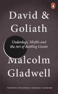 Link to an enlarged image of David and Goliath : Underdogs, Misfits and the Art of Battling Giants -- Paperback