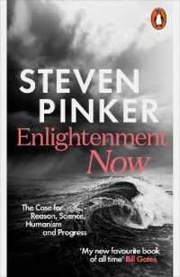Link to an enlarged image of Enlightenment Now : The Case for Reason, Science, Humanism, and Progress -- Paperback / softback