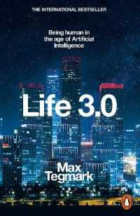 Link to an enlarged image of Life 3.0 : Being Human in the Age of Artificial Intelligence -- Paperback / softback