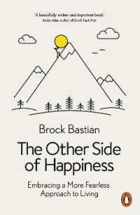 The Other Side of Happiness  -PB 9780141982106