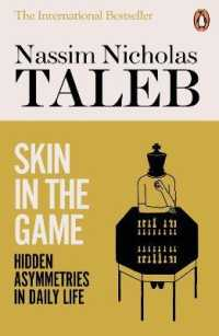Link to an enlarged image of Skin in the Game : Hidden Asymmetries in Daily Life -- Paperback / softback
