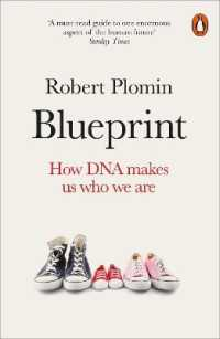 Link to an enlarged image of Blueprint : How DNA Makes Us Who We Are -- Paperback / softback