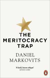 Link to an enlarged image of The Meritocracy Trap