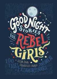 Link to an enlarged image of Good Night Stories for Rebel Girls -- Hardback