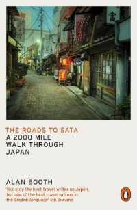 Link to an enlarged image of The Roads to Sata : A 2000-Mile Walk through Japan (Reprint)