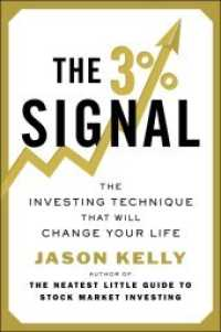 Link to an enlarged image of The 3% Signal : The Investing Technique That Will Change Your Life