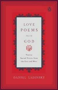 Link to an enlarged image of Love Poems from God : Twelve Sacred Voices from the East and West