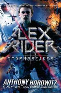 Link to an enlarged image of Stormbreaker ( Alex Rider 1 )