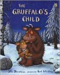 Link to an enlarged image of The Gruffalo's Child (Reprint)