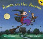 Link to an enlarged image of Room on the Broom (Picture Puffins) (Reprint)
