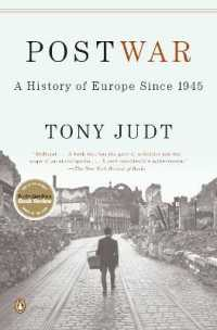 Link to an enlarged image of Postwar : A History of Europe since 1945 (Reprint)