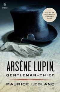 Link to an enlarged image of Arsene Lupin (Penguin Classics)
