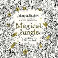 Magical Jungle By Basford Johanna