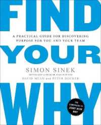 Link to an enlarged image of Find Your Why : A Practical Guide for Discovering Purpose for You and Your Team