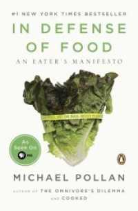 Link to an enlarged image of In Defense of Food : An Eater's Manifesto