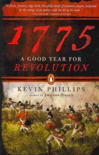 Link to an enlarged image of 1775 : A Good Year for Revolution