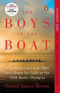 Link to an enlarged image of The Boys in the Boat : Nine Americans and Their Epic Quest for Gold at the 1936 Berlin Olympics (Reprint)
