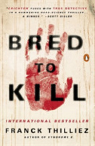 Link to an enlarged image of Bred to Kill : A Thriller (Reprint)