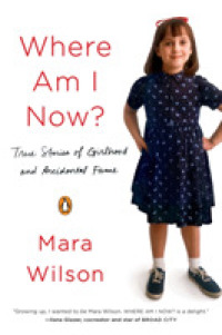 Link to an enlarged image of Where Am I Now? : True Stories of Girlhood and Accidental Fame