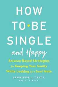 Books kinokuniya how to be single and happy science based 9780143130994 ccuart Images