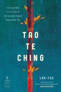 Link to an enlarged image of Tao Te Ching : The Essential Translation of the Ancient Chinese Book of the Tao (Penguin Classics) (Deluxe)
