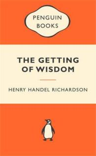 Link to an enlarged image of The Getting of Wisdom - POPULAR PENGUIN