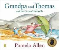 Link to an enlarged image of Grandpa and Thomas and the Green Umbrella