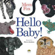 Link to an enlarged image of Hello Baby! Board Book