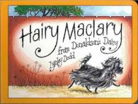 Link to an enlarged image of Hairy Maclary from Donaldson's Dairy