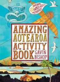 Link to an enlarged image of Amazing Aotearoa Activity Book
