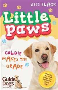 Link to an enlarged image of Goldie Makes the Grade (Little Paws)