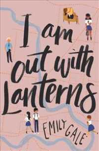 Link to an enlarged image of I Am Out with Lanterns -- Paperback / softback