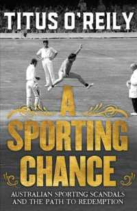 Link to an enlarged image of A Sporting Chance : Australian Sporting Scandals and the Path to Redemption