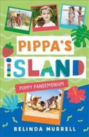 Link to an enlarged image of Puppy Pandemonium : Puppy Pandemonium (Pippa's Island)